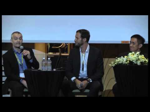 Supply Chain Asia Forum 2015: Augmented Reality and its application in Supply Chain (Panel 3)