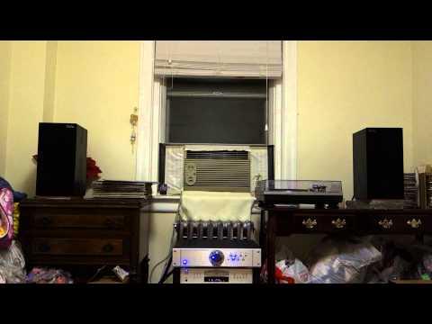 Rotel RCD 1072 + Musical Fidelity A3.2 + ProAc Studio 100