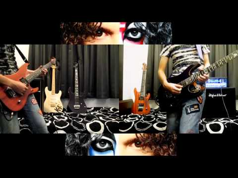 Marty Friedman - Polyrhythm (song of Perfume