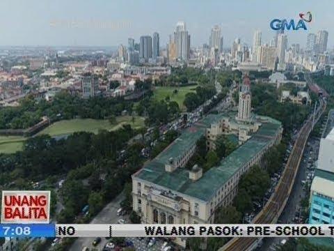 UB: Manila city hall, puno raw ng mga 'di matahimik na kaluluwa