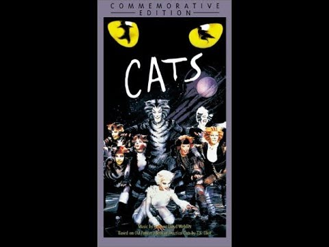 VHS Reactions Season 3 Episode 12, Opening To Cats The Musical 1998 VHS