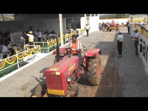 Tractor Bidding at SAMIL
