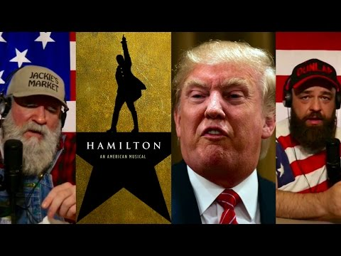 Trump vs. Hamilton (Red State Update Podcast Ep. 211)
