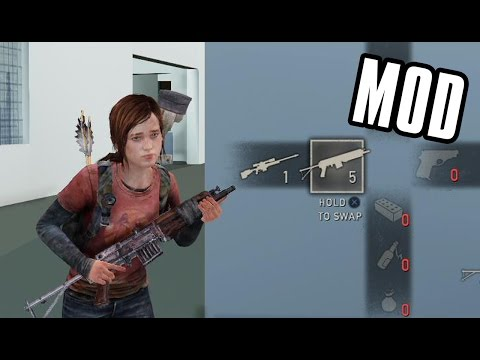 The Last Of Us Custom Modded Test Levels