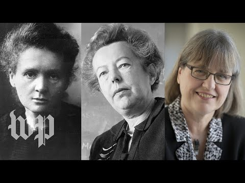 Notable women who have won a Nobel Prize