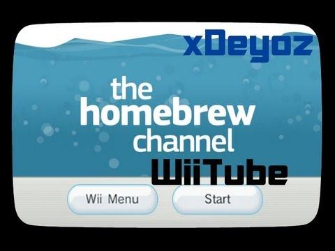 How to do WiiTube (Homebrew) - Tutorial [Deutsch] [HD]