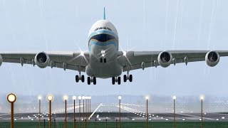 China Southern Airlines A380 Beautiful Takeoff and Climb from Liverpool! | X-Plane 11