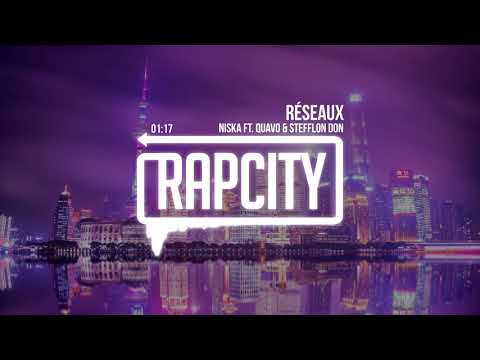 Niska - Réseaux (ft. Quavo & Stefflon Don) [Lyrics]