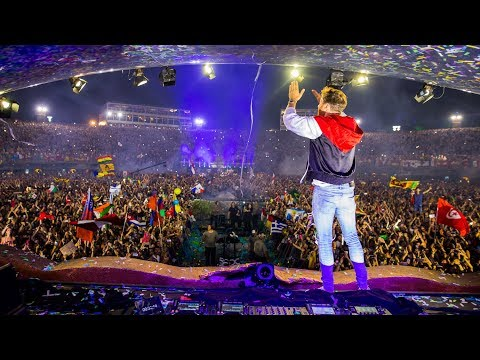 David Guetta | Tomorrowland Belgium 2018
