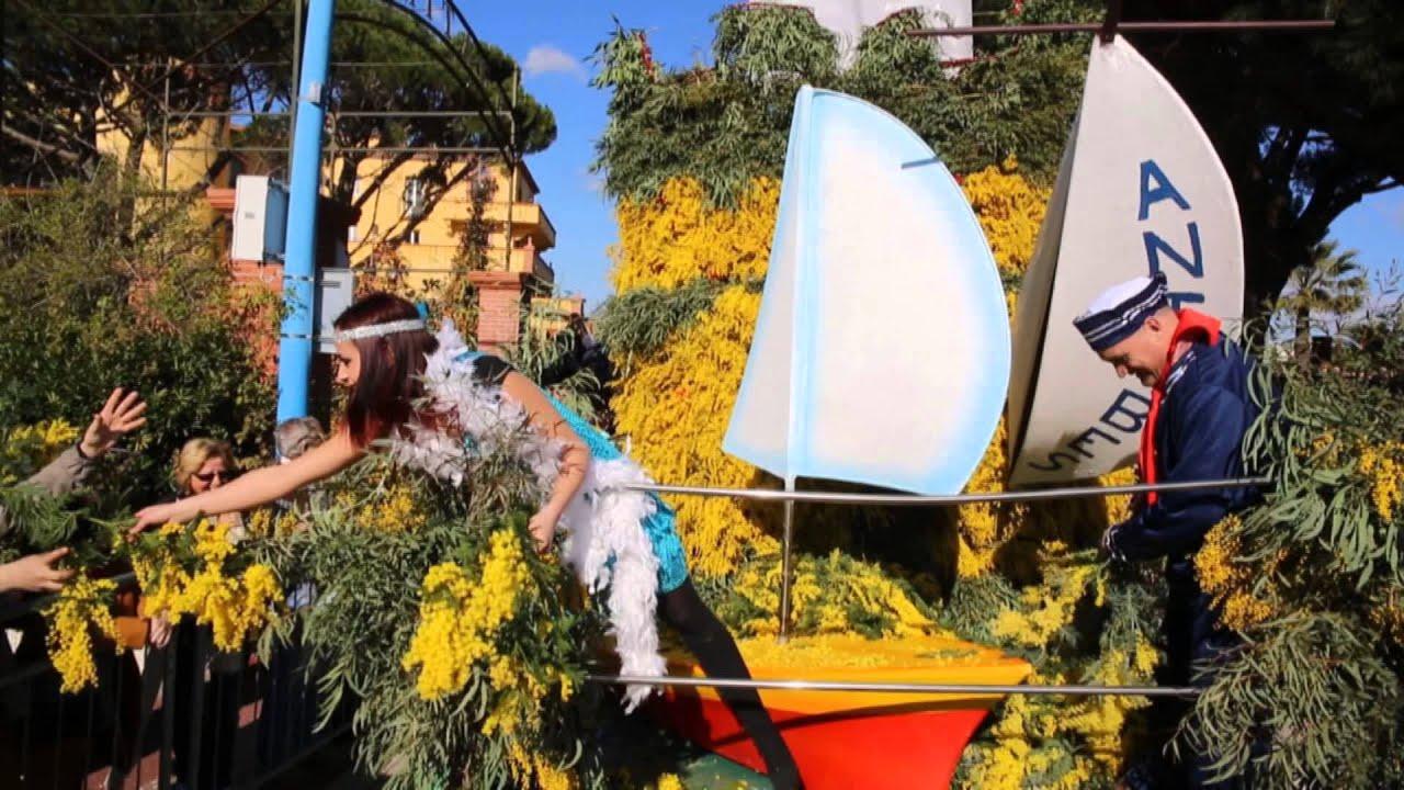 La f te du mimosa mandelieu la napoule youtube - Office de tourisme mandelieu la napoule ...