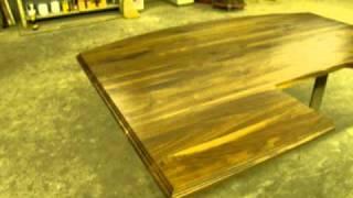 "Signature Custom Woodworking (2 1/2"" Walnut Countertop)"
