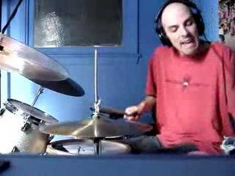 Funky Latin Drum Solo
