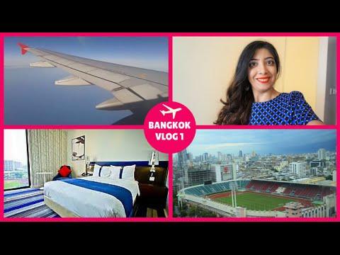 Bangkok Thailand Travel Vlog #1 Hotel Room Tour, OOTD, Where to Shop in BKK Tips & Random Chat
