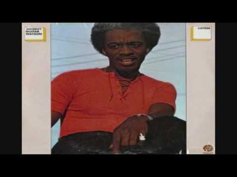 Johnny Guitar Watson ‎– Listen LP 1973