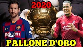 Sorteggiamo Il Vincitore Finale Del Pallone D'oro 2019/20 Con La Ruota Della Fortuna!!!