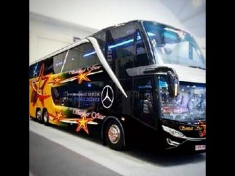 Bus Aceh Termewah Di Indonesia
