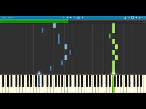 5th Melody Of The Night  Shi Jin  Pianist23 Piano Tutorial