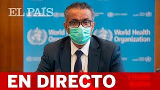 DIRECTO #COVID   Rueda de prensa de la OMS