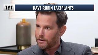 Dave Rubin FACEPLANTS In Book Club Video