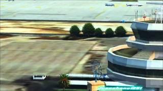 FSX- First Choice B767-300ER Landing at Palma De Mallorca-HD
