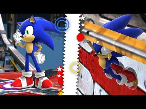 Sonic Generations : Metal Harbor