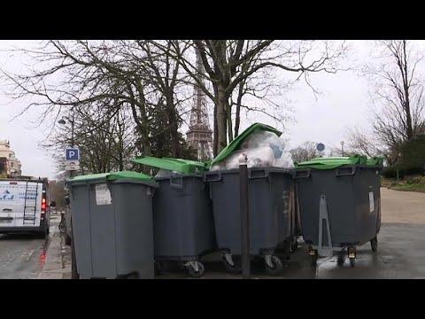 شاهد: تكدس القمامة في شوارع باريس بسبب إضراب عمال النظافة ومخاوف من انتشار الفئران…  - 22:59-2020 / 2 / 3