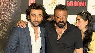 Bhoomi Trailer Launch HIGHLIGHTS | Sanjay Dutt | Aditi Rao Hydari | Movie Releasing 22 September