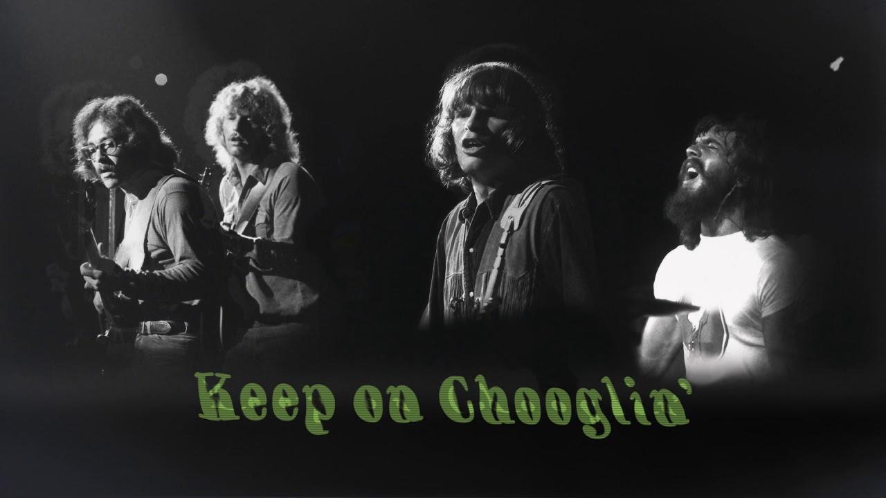 CREEDENCE CLEARWATER REVIVAL  à Woodstock : il aurait été dommage de ne pas en avoir de trace !