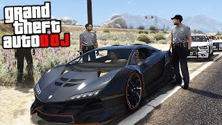 GTA 5 Roleplay - DOJ 27 - Cant Stop Us