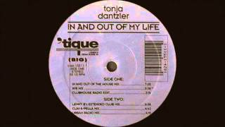 Tonja Dantzler - In And Out Of My Life (Armand Van Helden AV8 Mix) 1993