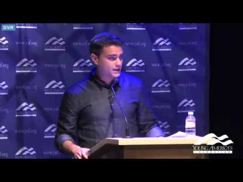 'This Is How the Fascists Do It': Protesters Try to Shut Down Ben Shapiro's Campus Lecture. Pulls fire alarm