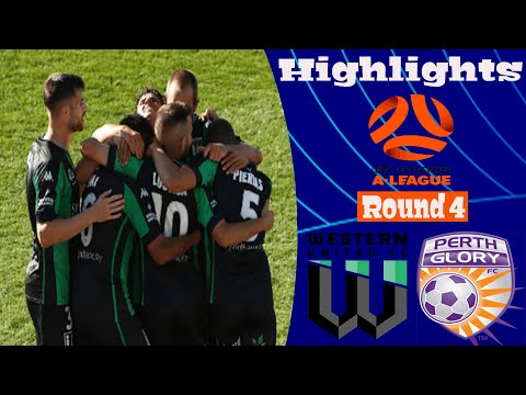 Western United Perth Goals And Highlights