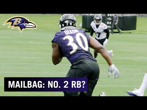 Who Will Be No. 2 RB Behind Alex Collins? | Ravens Mailbag