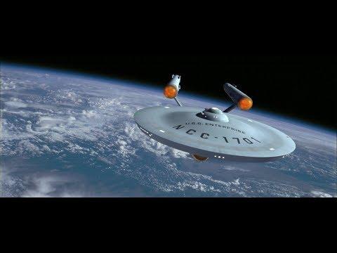 Star Trek's Finest Federation Starships - USS Enterprise (NX-01)