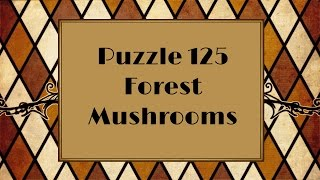 Professor Layton and the Diabolical Box/Pandora's Box - Puzzle 125: Forest Mushrooms