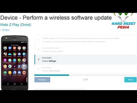 Motorola Z9 Software Update Videos - Waoweo