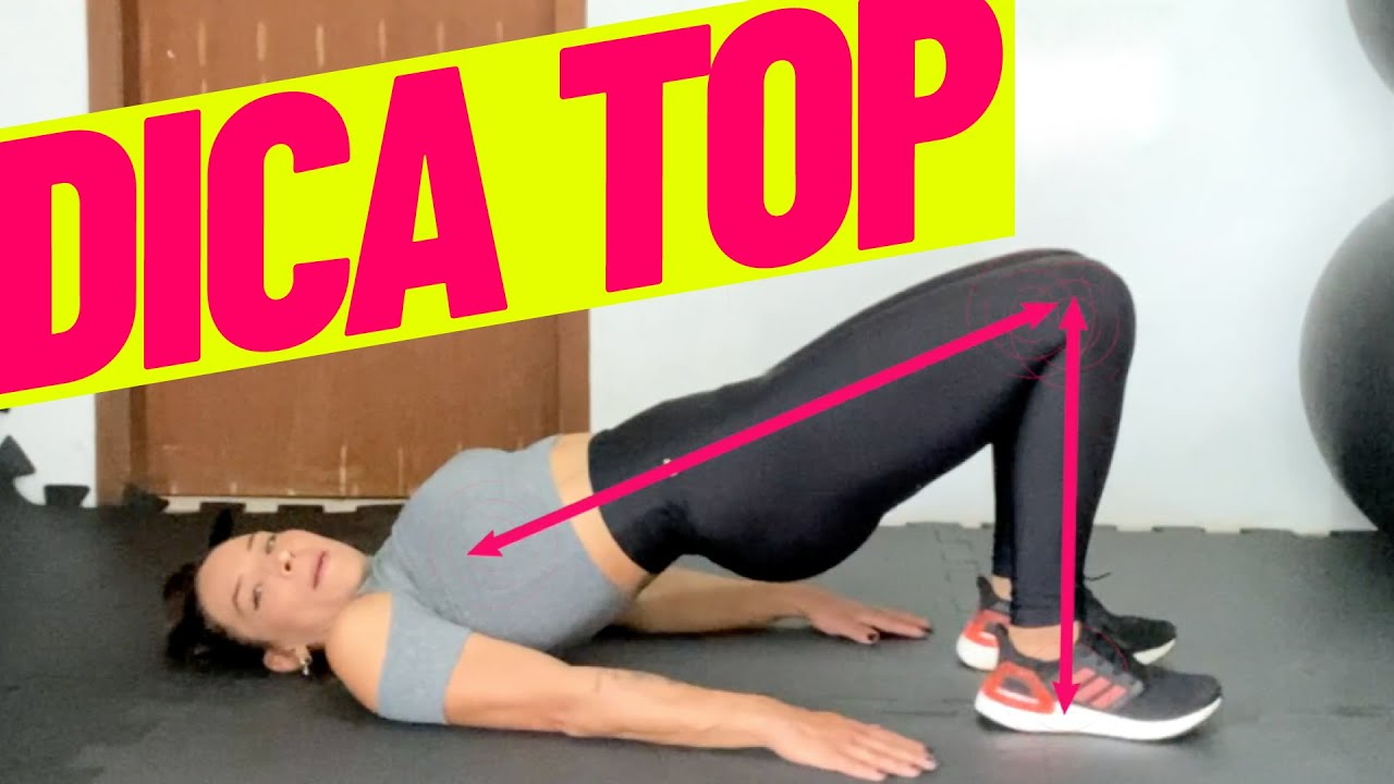 👉 DICA TOP para BUMBUM e POSTERIORES DE COXA | Treino Intensity | Q48