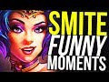 DISCORDIA IS THE BEST NEW MAGE! - SMITE FUNNY MOMENTS