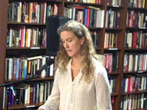 Sarah Page 2013 Reader's Cafe Poetry Series Featured Reading