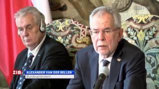 Zeit im Bild 1 und Wetter 27.06.2017 | ORF2