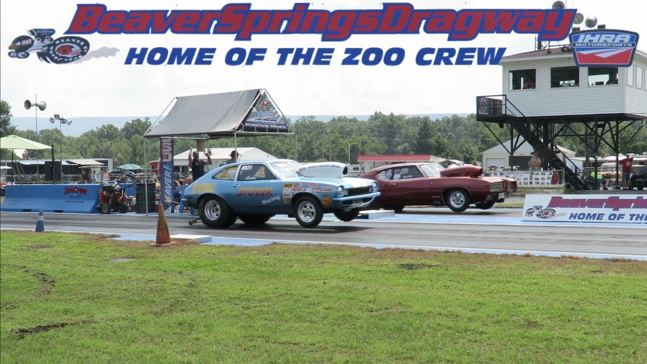 Time For Some Drag Racing (8 5 18 - Day 1496) Beaver Springs Speedway