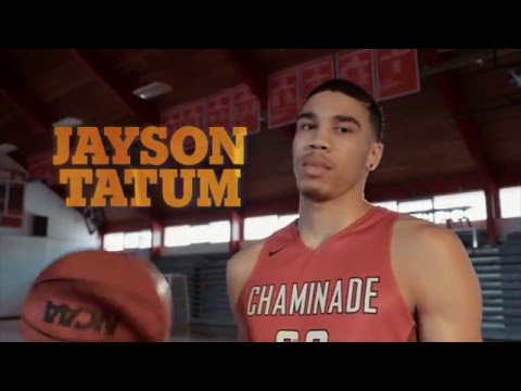 Jayson Tatum 2015-2016 Gatorade National Boys Basketball Player of the Year