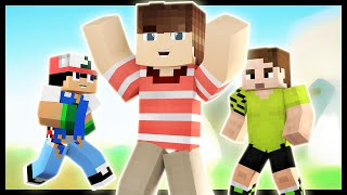 Join my Minecraft ROLEPLAY Series - LOGinHDi
