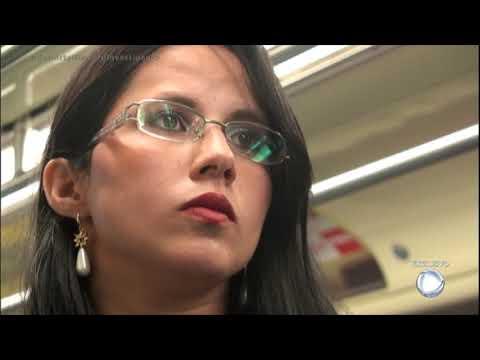 """""""Encoxadores"""" atacam mulheres no transporte público"""