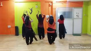 Dance choreography on Dilbar for my ladies batch.