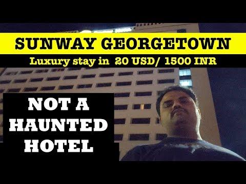 FOUR STAR HOTEL #SUNWAY #GEORGETOWN #PENANG PRICE / BREAKFAST / SERVICE / HANDY PHONE / HIDDEN CHARG