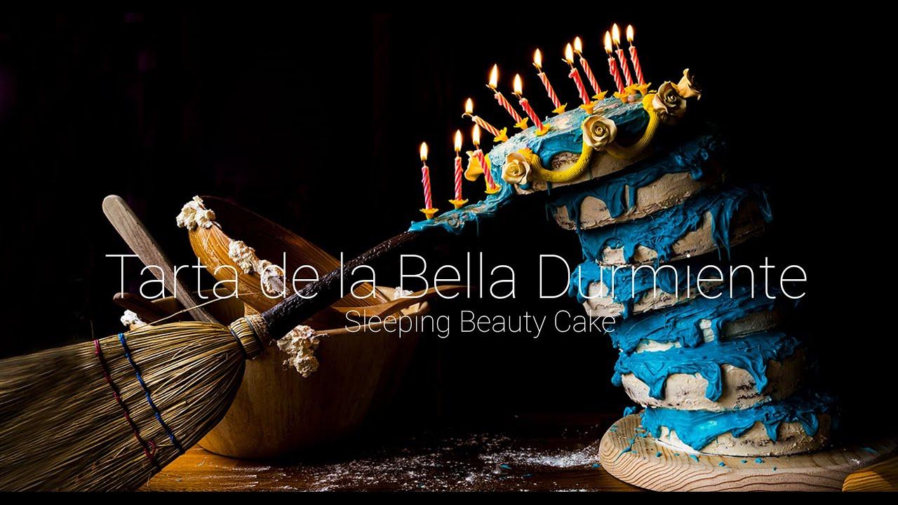 Sleeping Beauty Cake Video Tutorial Bake Street Com