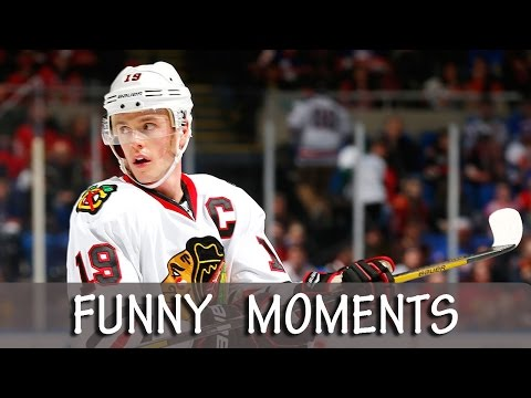 Jonathan Toews - Funny Moments [HD]