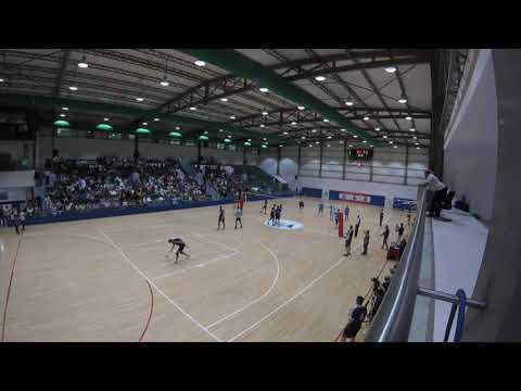 Sydney Cedars vs Lebanese Army - Lebanon Volleyball Tour 2017