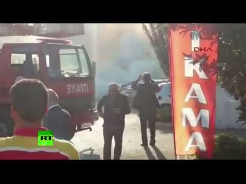 Explosion rocks Turkish resort city of Antalya, at least 15 injured